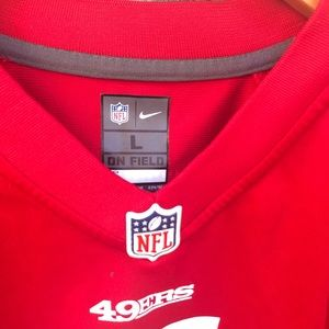 NFL Tops - Kaepernick Jersey #7